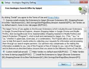 Auslogics Registry Defrag. Оптимизация работы Windows 7
