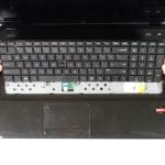 разборка ноутбука HP2