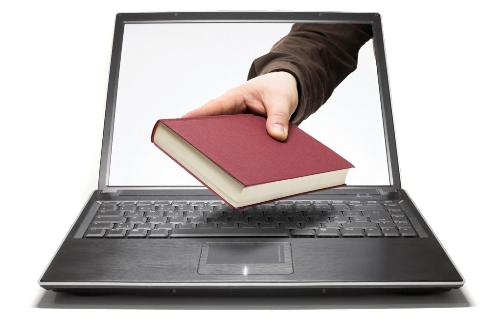 Скачать библиотеку книг для электронной книги