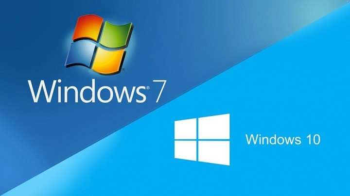 Прекращение выпуска ПК на Windows 7 и Windows 8.1