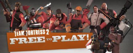 Тим Фортресс 2. ТОП-3 бесплатных игр для Стим