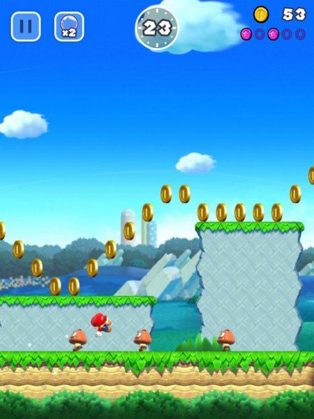 Платформер Супер Марио Ран. Super Mario Run: описание, геймплей, оценки, платформы