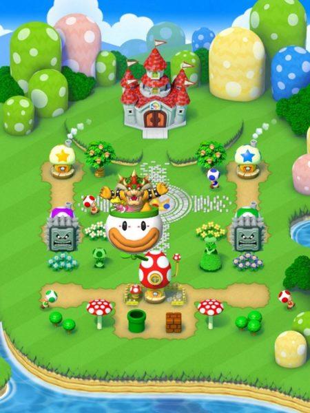 Королевство. Super Mario Run: описание, геймплей, оценки, платформы