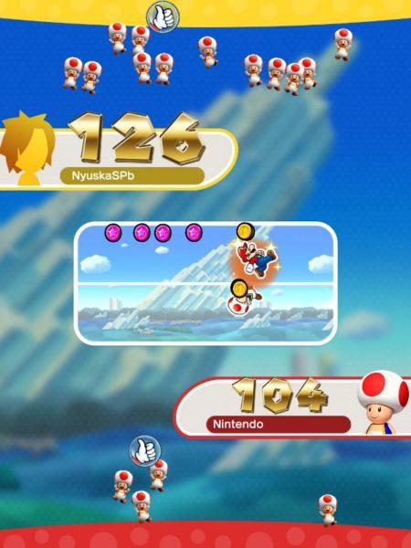 Итог соревнования по максимальному сбору монет. Super Mario Run: описание, геймплей, оценки, платформы