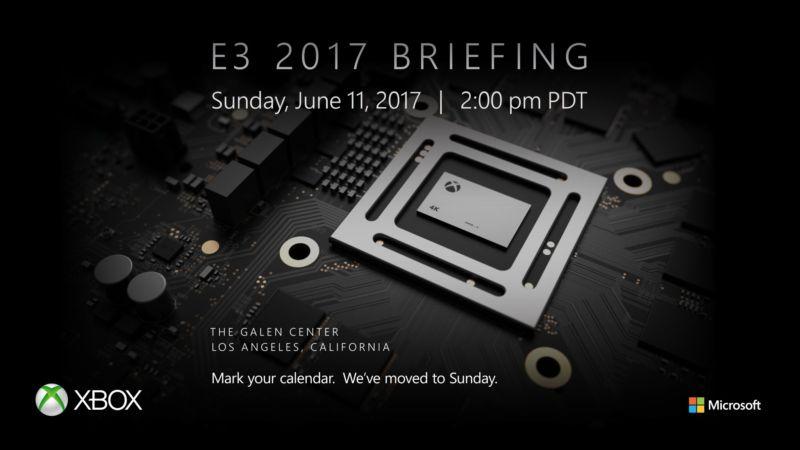 Xbox Scorpio: вся информация и последние новости о самой мощной консоли
