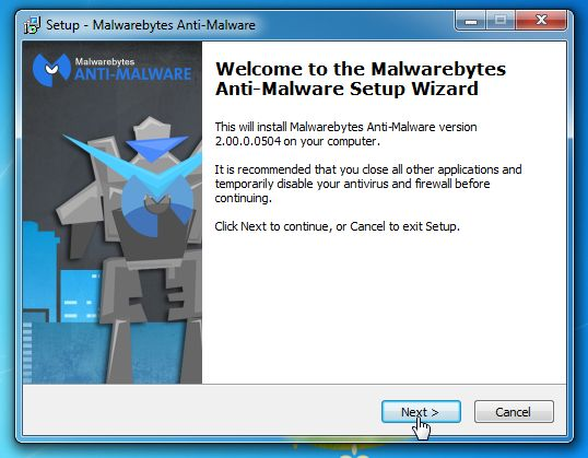 malwarebytes-anti-malware-2-0-installation