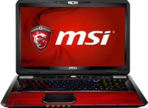 Чистка ноутбука MSI от пыли