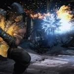 Mortal Kombat X fight