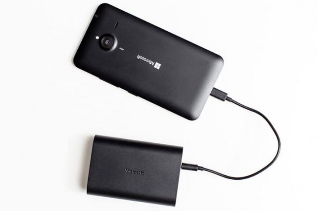 Portable Dual Chargers