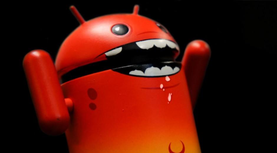 Смертельный вирус на Android