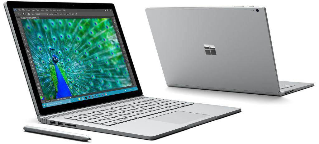 SURFACE BOOK -2