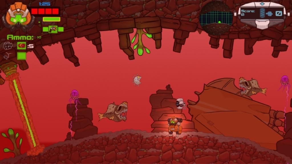 Игра End of the Mine - обзор, геймплей, отзывы, цена в Steam