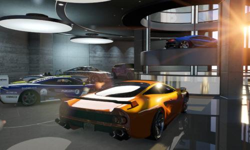 Новое дополнение GTA Online - Import/Export
