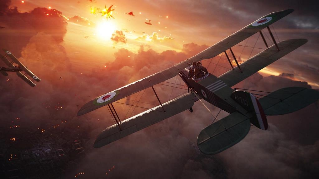 Новый режим игры в Battlefield 1 сделает разведчиков опаснее