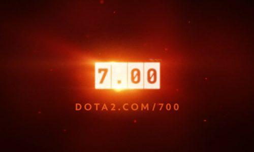 Вышел новый патч 7.00 к игре DOTA-2 - подробности и ссылка на стрим