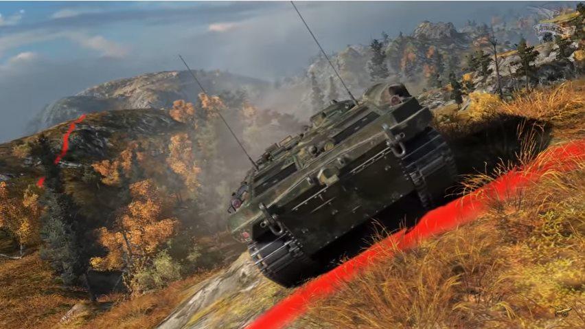 ТОП-5 незаметных танков в WOT - видео