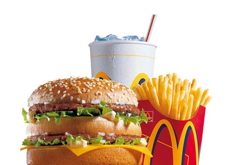 McDonald's создает приложение для доставки еды на дом