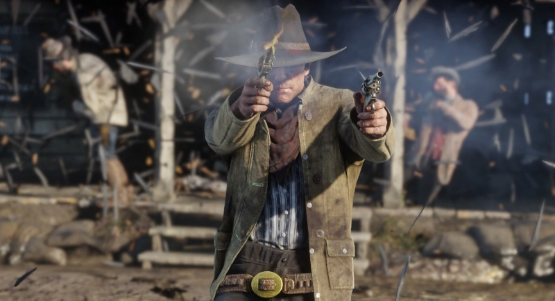 Red Dead Online и Dead Redemption 2: особенности, цена, пасхалки