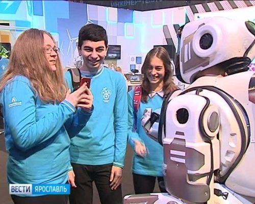 Самый современный робот в России оказался «куклой»