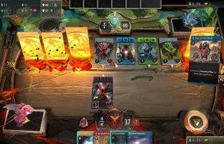 Обзор игры Artifact от Valve