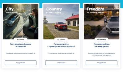 Hyundai Mobility - Тарифы, особенности сервиса, кто может использовать
