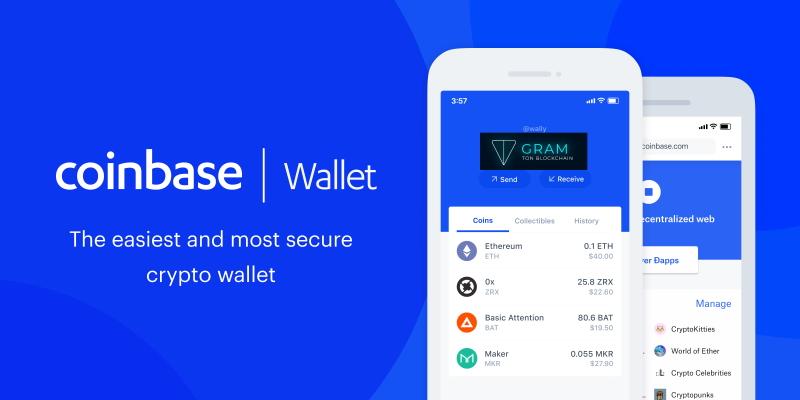 Криптовалюта GRAM получила поддержку от биржи Coinbase