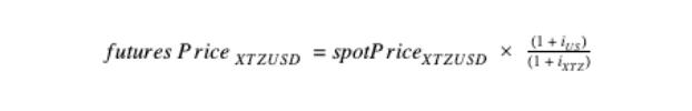 Стекинг монет- формула расчета цены