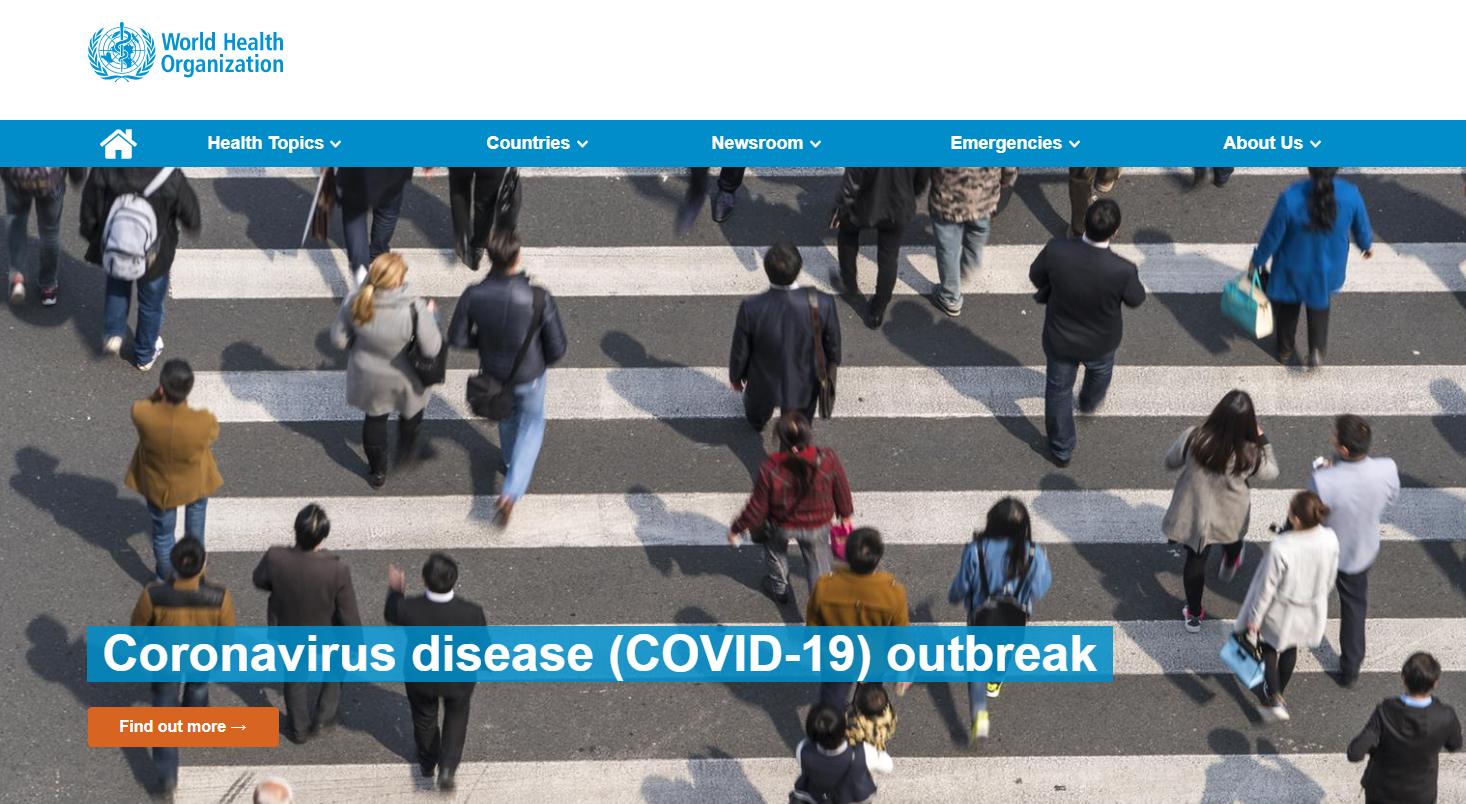 Защита от коронавируса 2019-nCoV: ВОЗ разрушает мифы